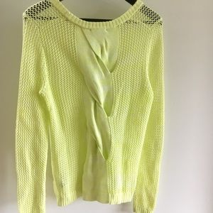 Tommy Hilfiger - Sweater with braided back